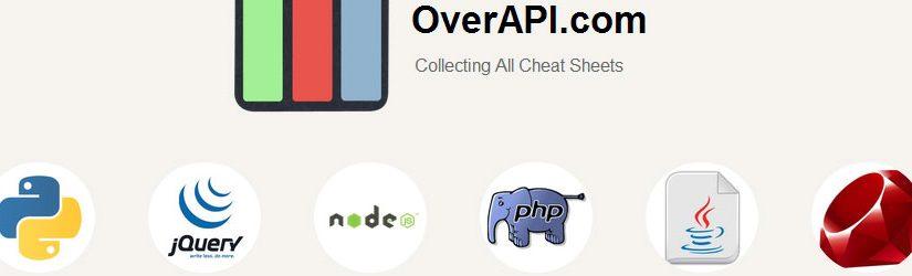 OverAPI : La bibliothèque du développeur web et du développeur